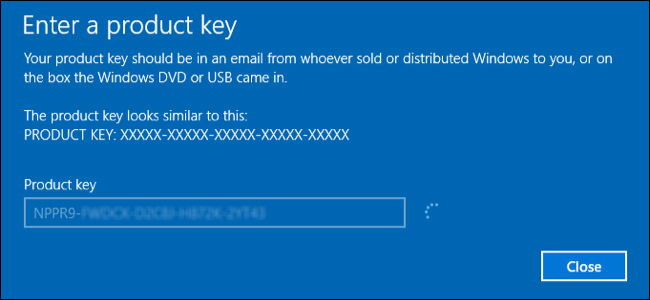 Top 5 Ways To Change Product Key On Windows 10