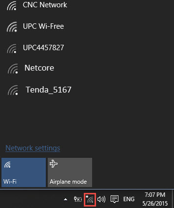 All wireless networks