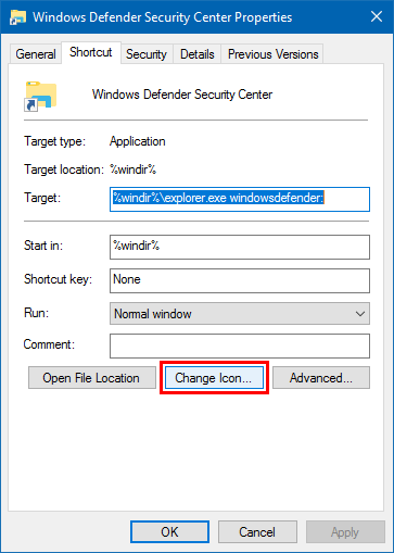 how to create scanner shortcut on desktop windows 10