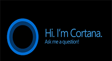 enable or disable Cortana in Windows 10