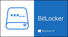 Hard drive encryption BitLocker