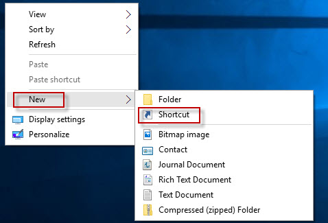 Restore Missing File Explorer Icon to Windows 10 Start Menu