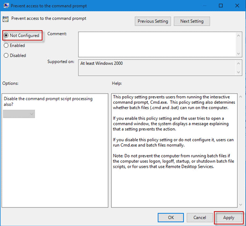 how to make current user an administrator win 7