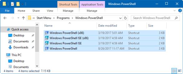 Fix: Windows PowerShell Missing from Start Menu