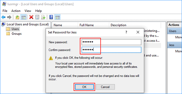 windows login pin vs password