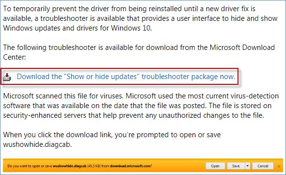 windows 10 update turn off tool