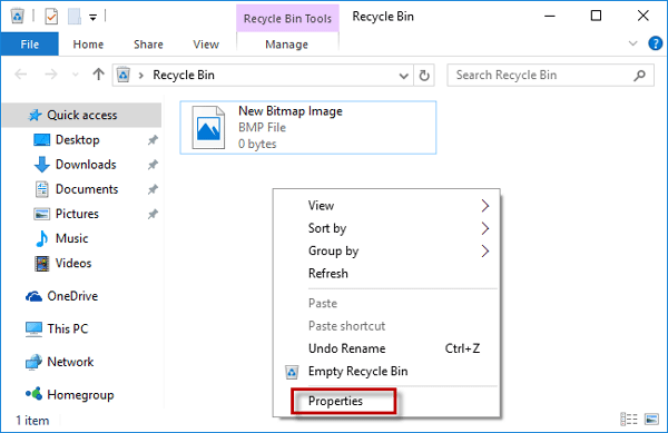 how to permanently delete files without recycle bin