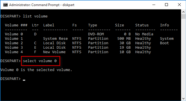 Change Drive Letter for Local/Removable Disk on Windows 10