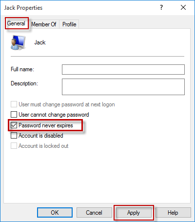 2 Ways to Disable Password Expiration for User Accounts in