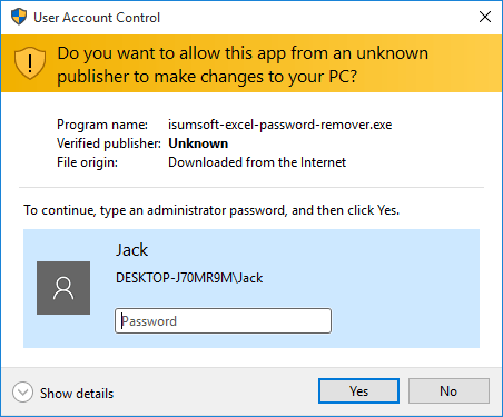 How to Install EXE Programs without Admin Password in Windows 10