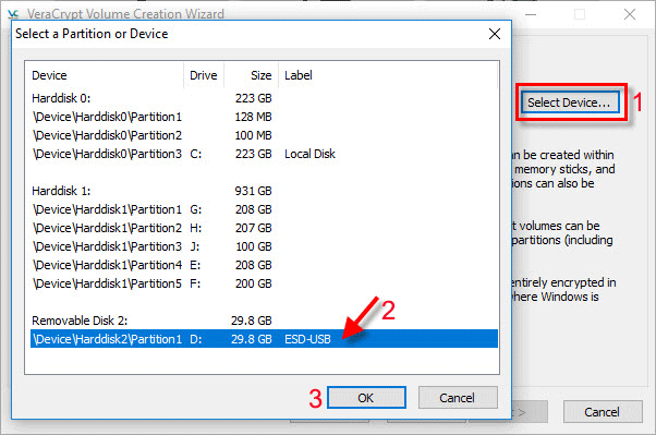 2 Ways To Password Protect External Hard Drive On Windows 10