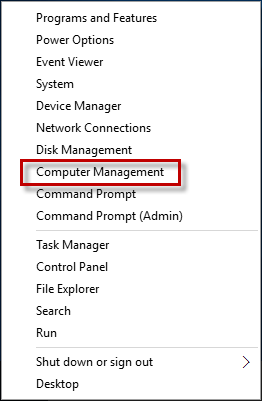 Open Computer Management