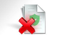 protect files from deletion