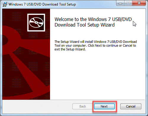 windows usb download tool windows 10