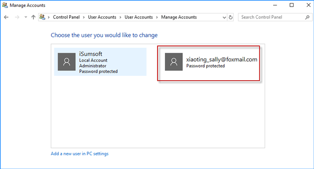 2 Options to Delete/Remove Microsoft Account from Windows 10 Laptop/PC