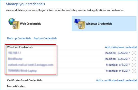 2 Methods to Remove Saved Credentials for Remote Desktop