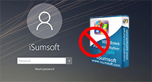 remove Windows 10 password without software