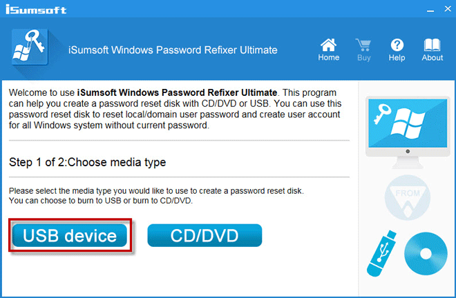 How to Reset Windows 10 Forgotten Password with USB