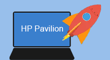 speed up HP Pavilion