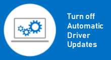 turn off automatic driver updates