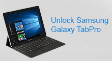 unlock Samsung galaxy tabpro password