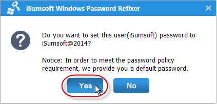 Reset password and unlock Microsoft account