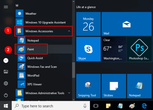 how to download paint in windows 10