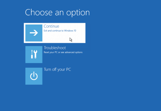 How to Open Command Prompt at Boot in Windows 10817