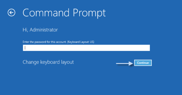 How to Open Command Prompt at Boot in Windows 10/8 1/7