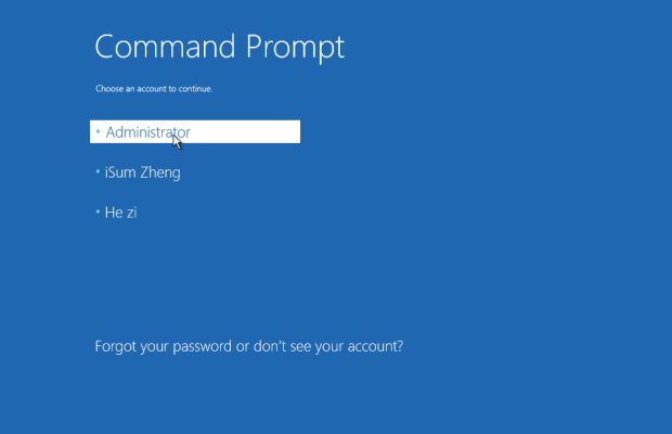 how to fix windows 10 boot from command prompt
