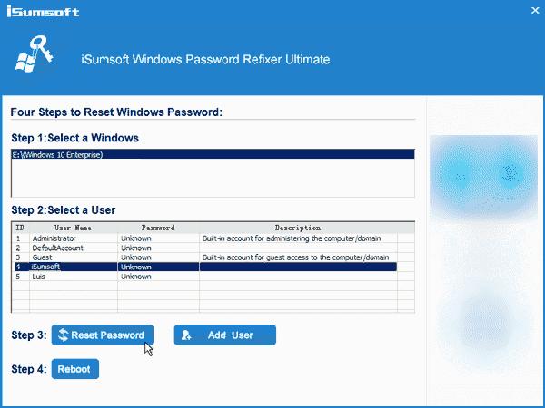 How to Reset/Remove HUAWEI MateBook Windows 10 Password