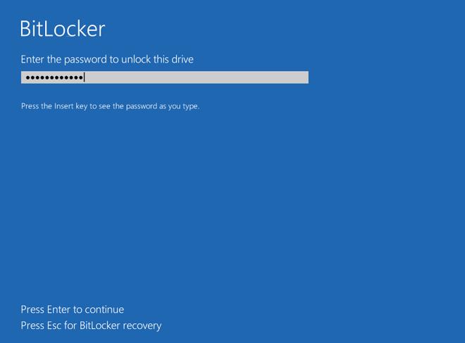 windows 10 login recovery