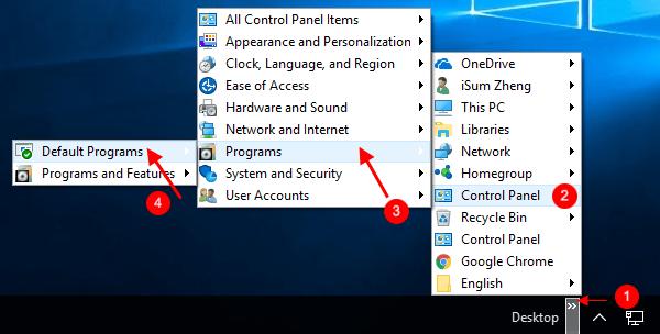 set chrome default pdf viewer