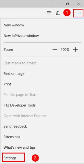 How to Set Microsoft Edge and Google Chrome Open Previous Tabs