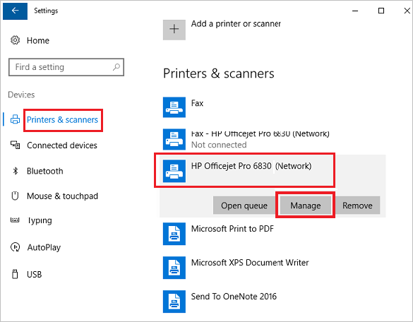 How to Share and Connect Printer Over Network on Windows 10