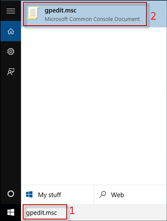 Fix: Shutdown, Restart, Sleep Option Missing from Start Menu Windows 10