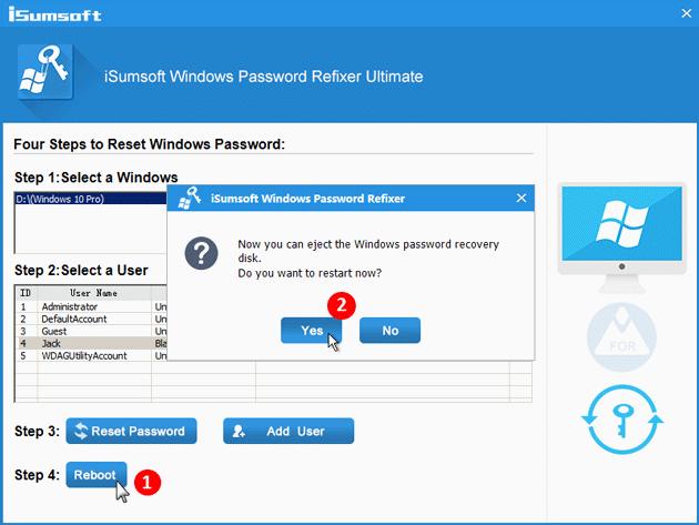 windows 10 pro no password login