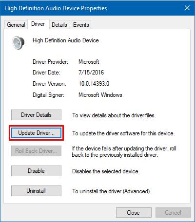 Fix: Windows 10 Microphone Has No Sound Problem