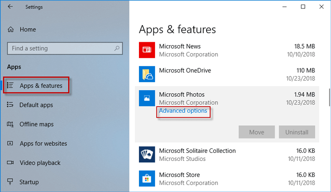 Photos App Stopped Working after Windows 10 Update – 4 Ways to Fix It