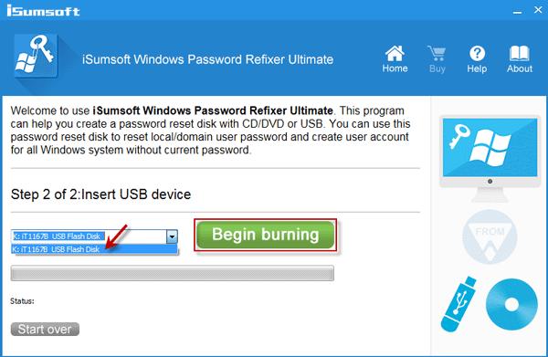 forgot domain admin password