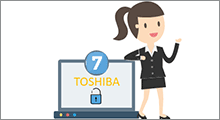 locked out of toshiba laptop forgot Windows 7 password