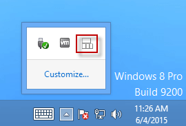 How to Turn on/off Sticky Keys in Windows 8