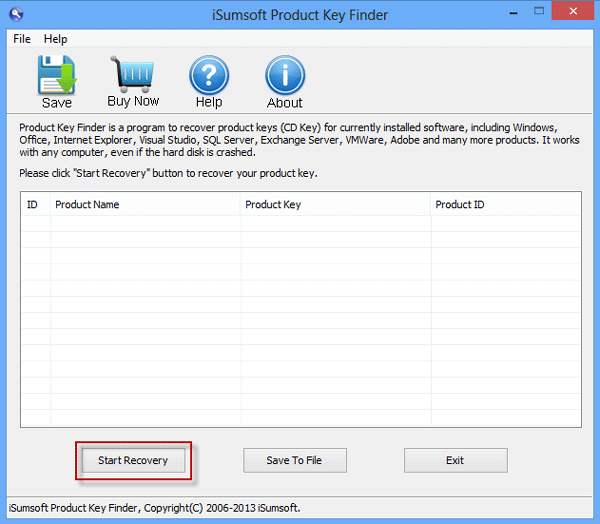 windows xp product key finder software free download
