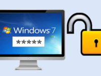 unlock computer windows 7 password