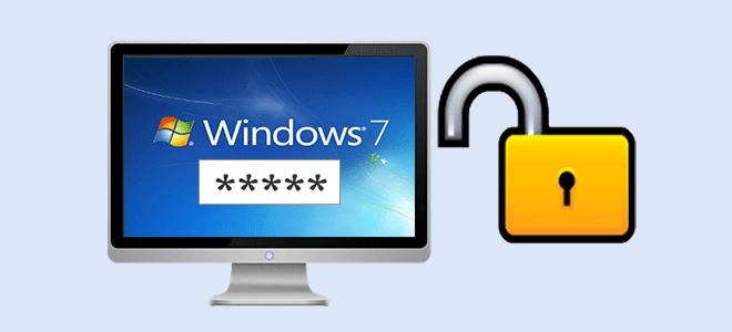 unlock computer windows 7 password