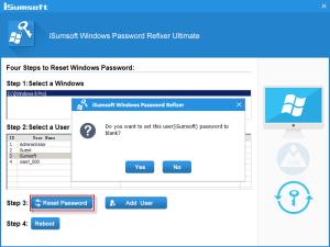 remove password school laptop