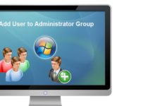 add user to administrator group