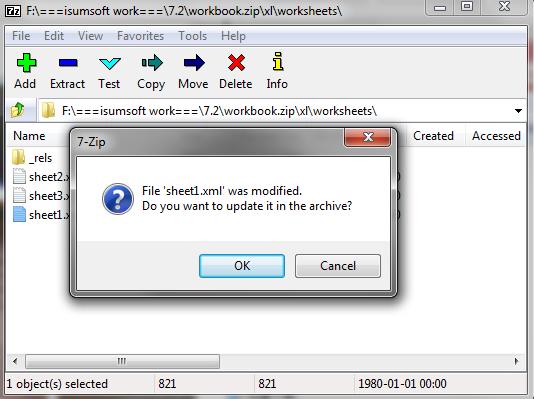 Update modified file