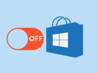turn off windows store