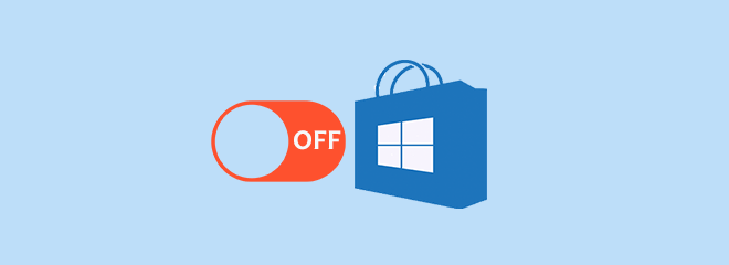 How to Turn off Windows Store in Windows 10 | iSumsoft